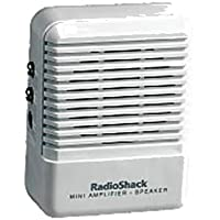 Radioshack Mini Amplifier