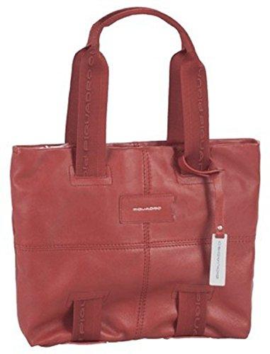 Piquadro Einkaufstasche Medien rot BD2587W48/RO