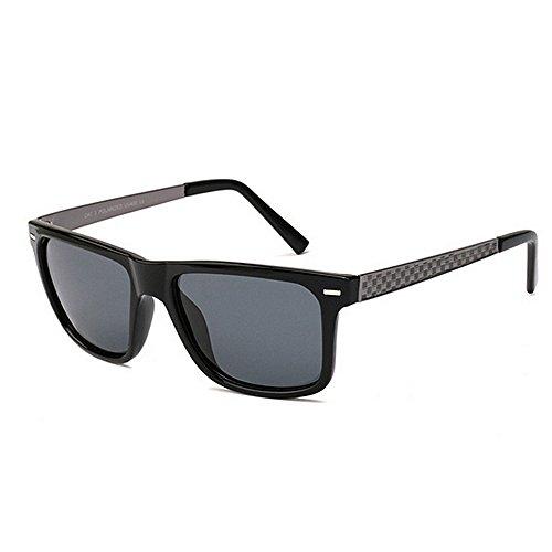 Metal Sol KTYX De Sol Conducción De Grande Gafas De De Piernas de Espejo Marco Polarizadas Gafas 88TqwSE