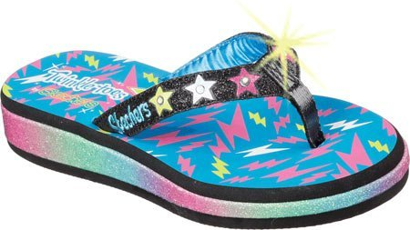 Skechers Infant/Toddler Girls' Twinkle Toes Sunshines Beach