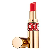 Yves Saint Laurent Rouge Volupte Shine Lipstick for Women, # 12 Corail Incandescent, 0.15 Oz