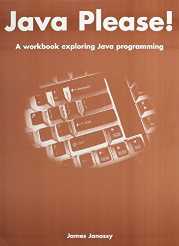 Java Please!: A Workbook Exploring Java Programming by Brand: Stipes Pub Llc