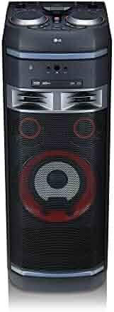 LG Electronics OK75 1000W Entertainment System w/ Karaoke With DJ Effects