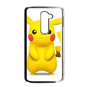 LG G2 Black Pikachu phone cases&Holiday Gift
