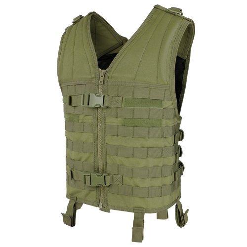 tactical modular chest vest - 9