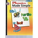 Phonics Made Simple, Carson-Dellosa Publishing Staff, 0768203465