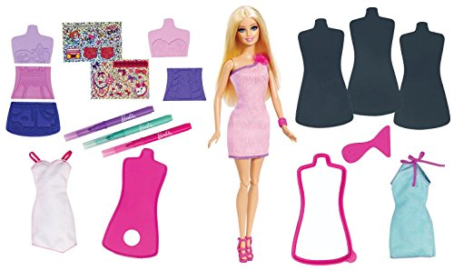 barbie-fashion-design-plates-and-doll