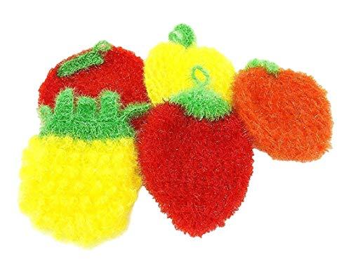 Say & Sincere Multi-Use Non-scratch Scrubber Dish Sponge (5 Pack)