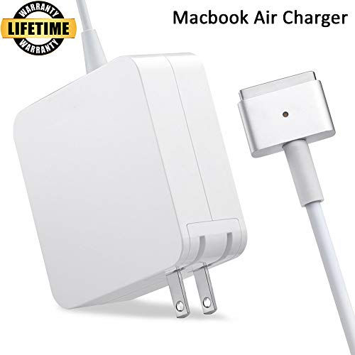 DODAUG Macbook Air Charger Replacement 45W T-Tip Ac MagSafe 2 Power Adapter Charger for Macbook Air 11-inch and 13-inch