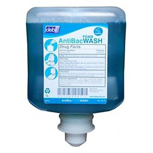 Antibac Foam Wash, W/triclosan 1000ml, Box of 3 (Antibac Foam Hand Wash)