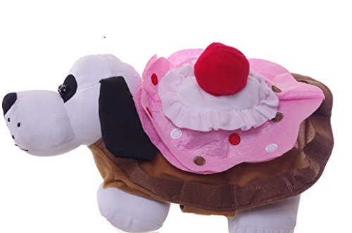 Dog Cupcake Costume Size (Donut Costume For Dogs)