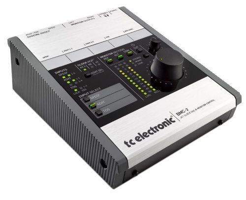 TC Electronic BMC-2 High Def Dac and Monitor Controller ()