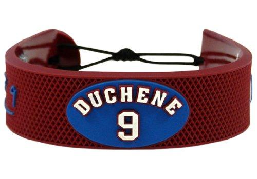- GameWear Colorado Avalanche Bracelet Team Color Jersey Matt Duchene Design