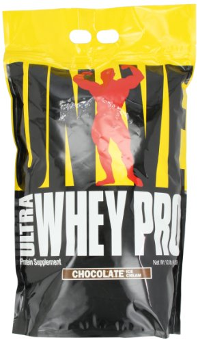 Universal Nutrition Ultra Whey Pro, Chocolate Ice Cream, 10-Pounds by Universal Nutrition