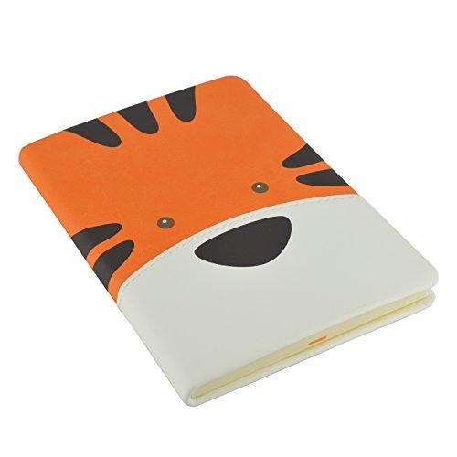 (Animal Pals Notebook - Tiger)