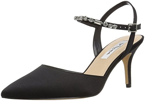 - NINA Women's Tonya Pump, Black, 9 M US