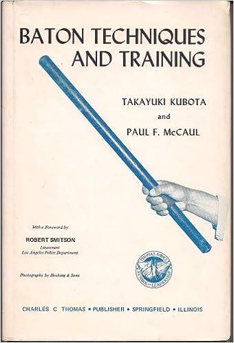 Baton Techniques And Training Takayuki Kubota Paul F