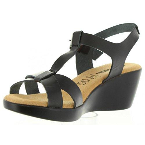 Sandalias de Mujer CUMBIA 30531 NEGRO