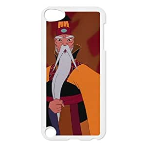 Disney Mulan Character Emperor of China iPod Touch 5 Case White NKZHIQQ3071