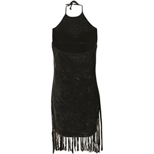 Affliction Kleid Halter Schwarz Havana Schwarz Dress AOqw10A