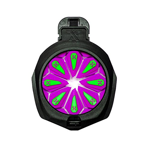 HK Army Epic Speed Feed - TFX - Neon - Purple / Neon Green by HK Army