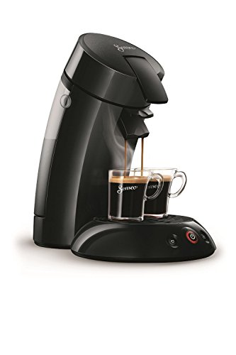 Senseo 7810 Single-Serve Gourmet Coffee Machine, Black by Senseo