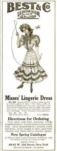1908 dress - 2