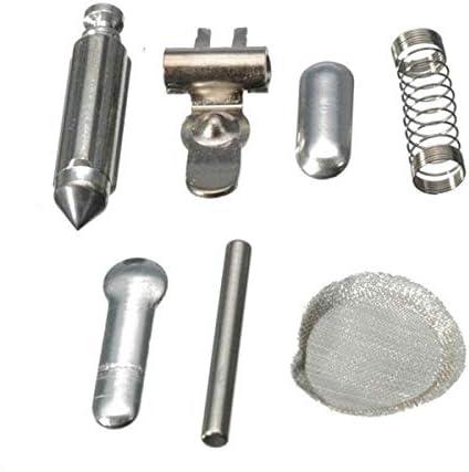 RENCALO Kit de reparaci/ón de la reconstrucci/ón del carburador para Zama RB-29 Ryobi Ryan IDC Homelite Blower Trimmer