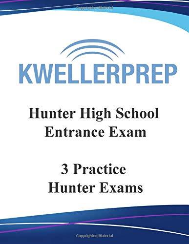 HUNTER HIGH SCHOOL ENTRANCE EXAM