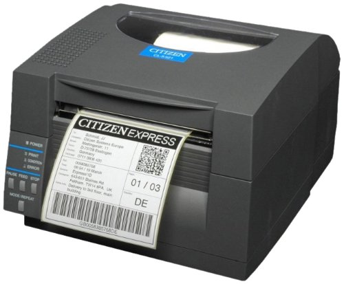Citizen CL-S521 Direct Thermal Printer - Monochrome - Deskto