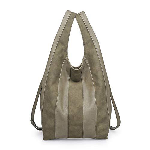 Urban Expressions Rocco Hobo, Handbag,Vegan Leather,Assorted Colors