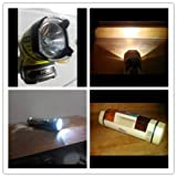 JOMITOP 2 Cell DC 3W 3 Volt LED Replacement Bulbs