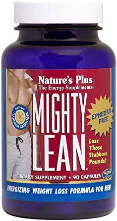 Natures Plus Mighty Lean Capsules product image