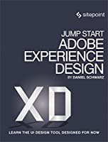 Jump Start Adobe XD Front Cover