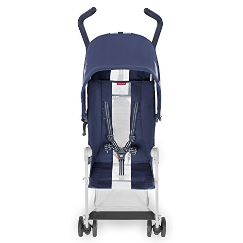 Maclaren Mark II Style Set Stroller- Super lightweight, extended hood, compact, one-hand fold, extended canopy, reclining seat, 4-wheel suspension. Accessories in the box.