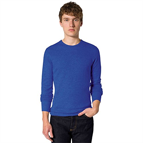 Buy american apparel t407 thermal long sleeve tee