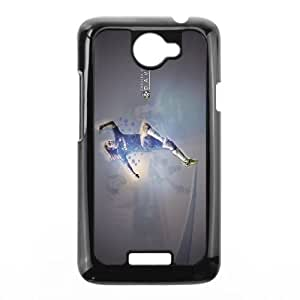 HTC One X Phone Case Black David Luiz WQ5RT7414704