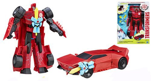 Transformers: Robots in Disguise Power Surge Sideswipe and Windstrike -