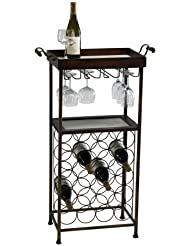 Cyan Design 02793 New York Wine Stand