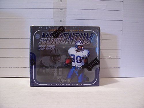 1999 PLAYOFF MOMENTUM SSD FOOTBALL FACTORY SEALED BOX ?? MARINO AUTOGRAPH ?? 1999 Playoff Momentum Ssd