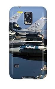 Colleen Otto Edward's Shop Tough Galaxy Case Cover/ Case For Galaxy S5(aircraft) 3743715K40790187