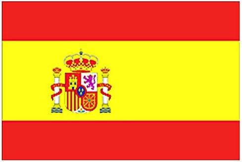 MIB – Bandera de España: Amazon.es: Jardín