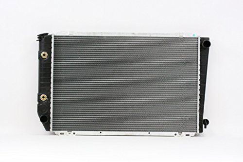 Radiator - Pacific Best Inc For/Fit 227 86-91 Mercury Grand Marquis Crown Victoria Town Car V8 5.0/5.8L