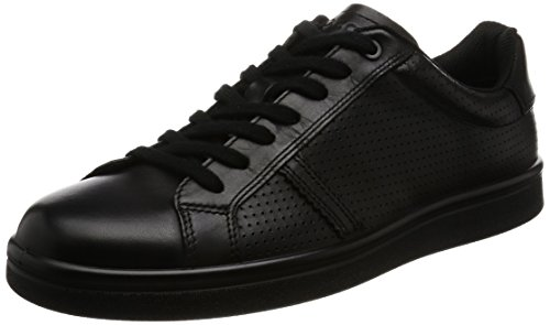 Black Fashion Sneaker Premium Kallum Men's ECCO qwXaCUvH