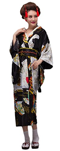 Soojun Womens Traditional Japanese Costumes