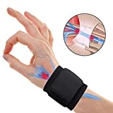 Hand Wrist Braces for Women Men - Compression Wrist Strap Brace Support - Carpal Tunnel for Working Out Sport Weightlifting - Relief Relief Arthritis, Tendonitis, Sprains - Ergonomic Wrist Guard