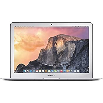 Apple MacBook Air 11.6-Inch Laptop Core i5 1.6GHz / 4GB DDR3 Memory / 128GB SSD (Solid State Drive) / OS X 10.10 Yosemite
