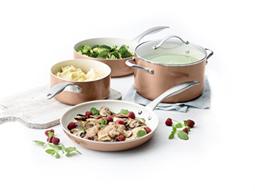 Food Network Copper Ceramic Cookware Reviews