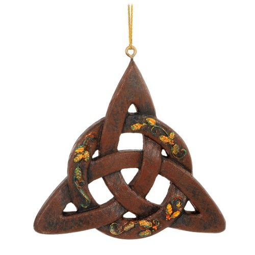 Trinity Knot Ornament and Card ()