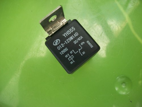 (TYCO YH555 Relay 012-1Z9M1AD 12VDC 30-40A)